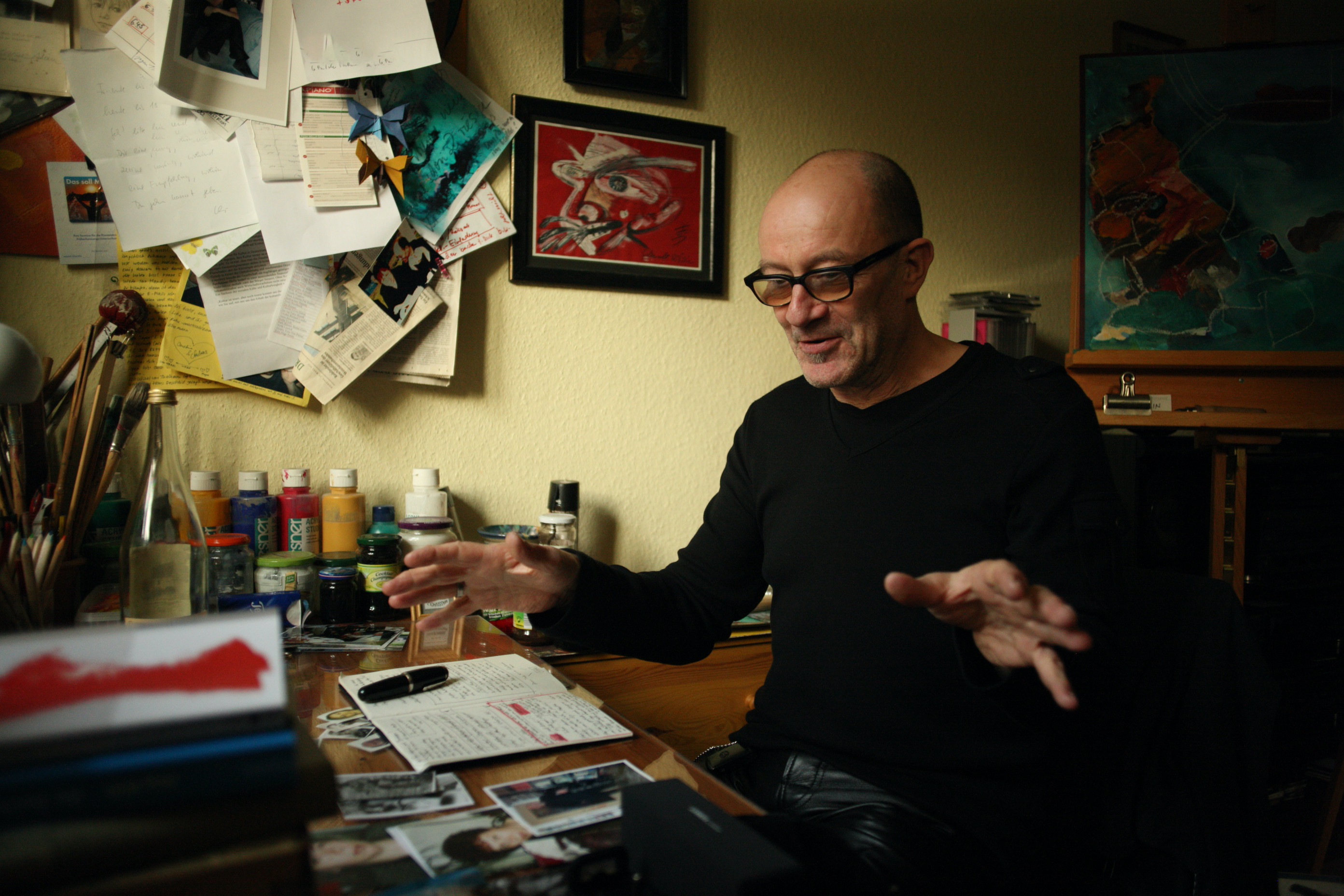 Künstler Dirk Hille